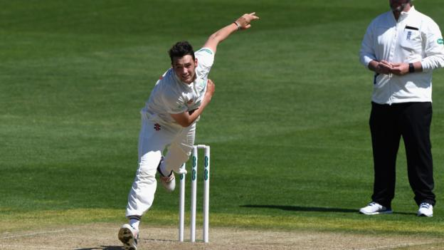 Glamorgan Cricket: Croft welcomes ECB interest in Carey