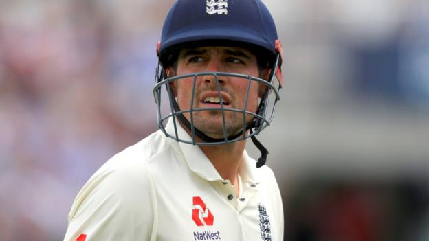 England v South Africa: Alastair Cook lbw to Morne Morkel