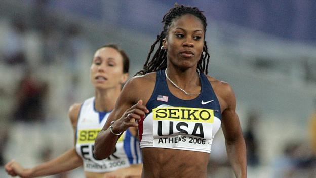 Sanya richards ross backs records reset but says post 2005 for Koch 400m world record