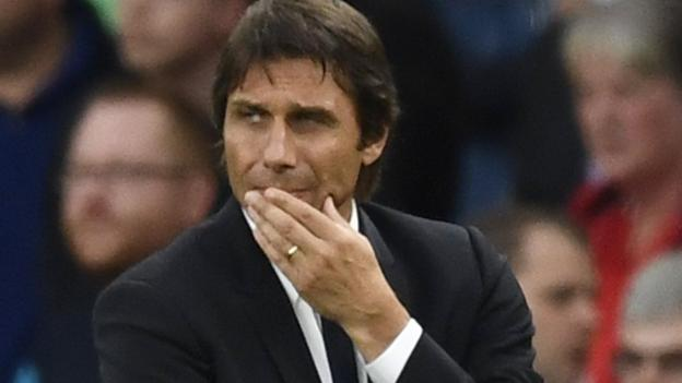 Antonio Conte doubts Chelsea attitude after Arsenal loss