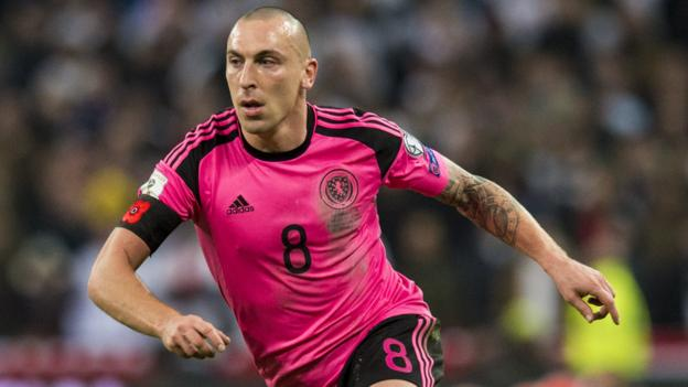 Brown still available for Scotland