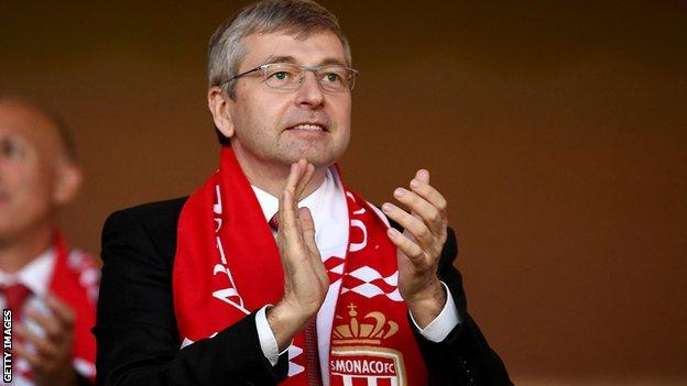 Dmitry Rybolovlev was ranked 190th on Forbes's list of billionaires with a net worth of $7.4bn in 2017