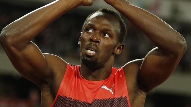 London Anniversary Games: Usain Bolt powers to 200m win