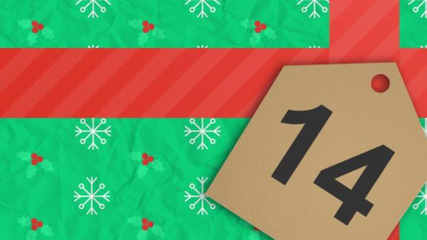 bbc sport advent calendar 14 december bbc sport. Black Bedroom Furniture Sets. Home Design Ideas