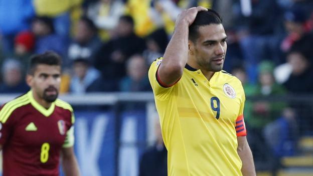 Radamel Falcao: Chelsea on verge of loan deal for Monaco striker ...