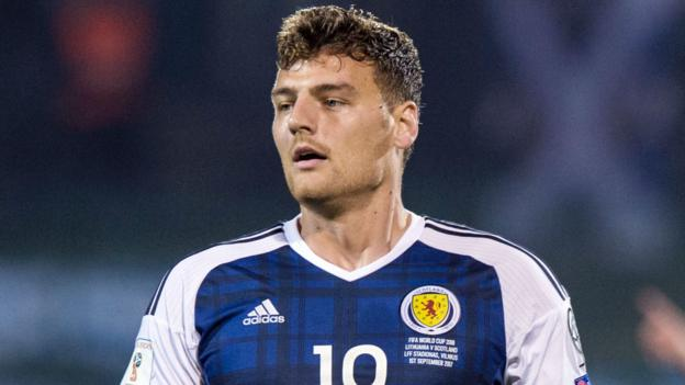 World Cup: Chris Martin wary of Slovakia and Slovenia but thinks Scotland can qualify