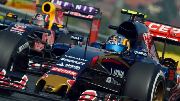 United States Grand Prix: Renault to take upgraded engine - BBC ...