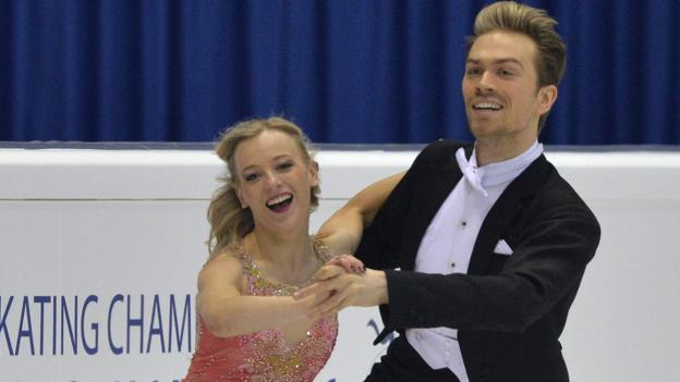 Winter Olympics 2018: Penny Coomes and Nick Buckland bid for qualification