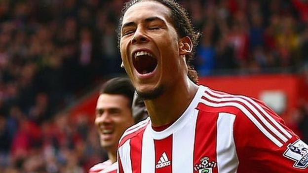bbc.co.uk - Virgil van Dijk: Southampton defender 'not for sale', says chairman