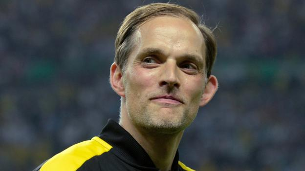 Thomas Tuchel earned a  million dollar salary - leaving the net worth at 7 million in 2017