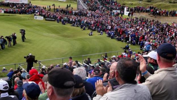 Royal portrush irish open 2012 tickets