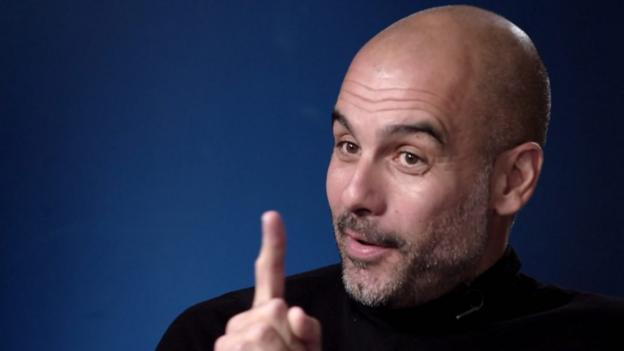 Premier League Show: Pep Guardiola reflects on his days as a ball boy for Gary Lineker's Barcelona