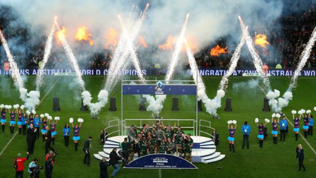 Rugby League World Cup: England announce bid for 2021 competition