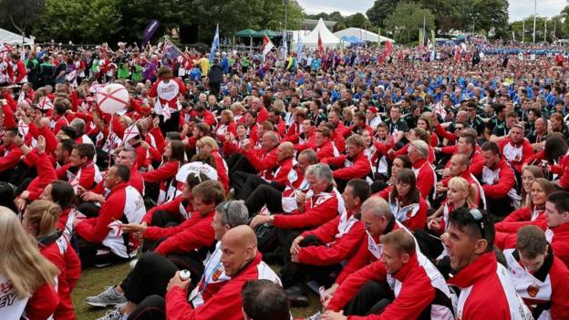 Island Games: Smaller islands encouraged to bid for event - BBC ...