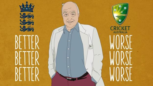 Henry Blofeld's favourite Test Match Special moments