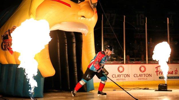 UK: Elite League - Belfast Giants 4-1 Coventry Blaze