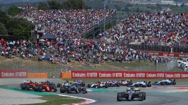Zerchoo Sport - Spanish Grand Prix to remain on F1 calendar