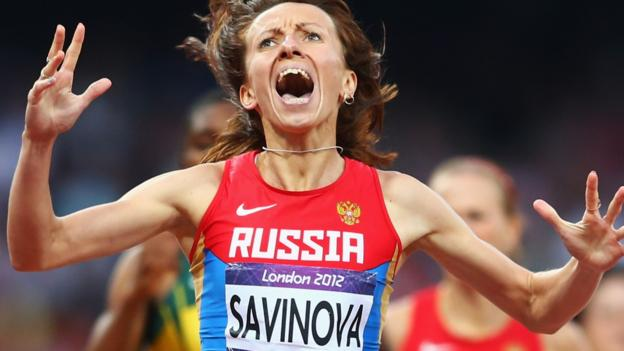 Athletics doping scandal: Russia ruled in breach of Wada code ...