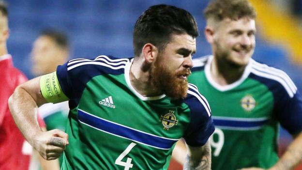 Slovakia Under-21 v N Ireland Under-21s: Baraclough's boys aim for third win