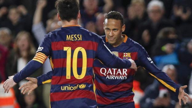 Barcelona 4-0 Real Betis - BBC Sport
