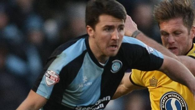 Peter Murphy Morecambe Captain Building Fitness After