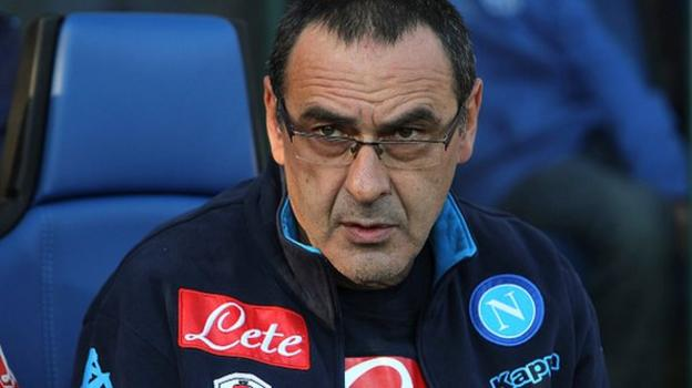Inter Milan: Maurizio Sarri apology accepted by club - BBC Sport