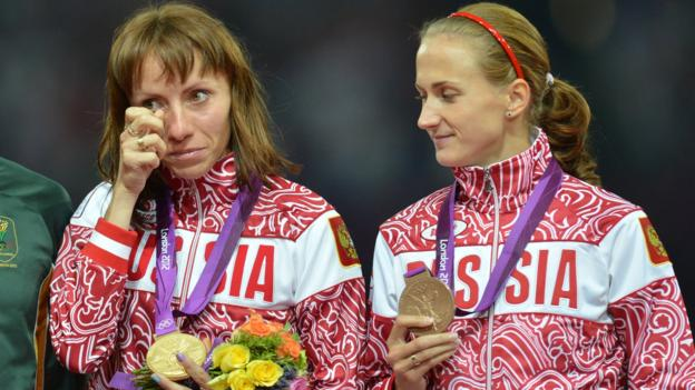 Athletics doping: IOC wants IAAF to take action against athletes ...