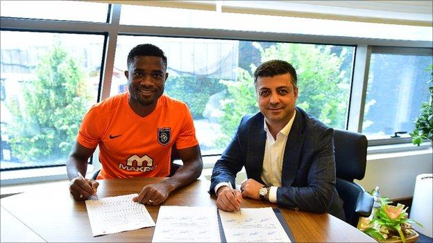 Cameroon's Chedjou joins Istanbul Basaksehir
