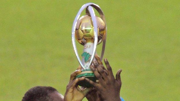 Rusty Namibia stun Zimbabwe in Chan qualifiers