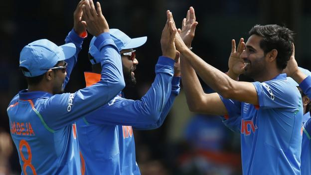 Champions Trophy: India crush South Africa to reach semi-finals
