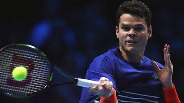 Milos Raonic and Carlos Moya part company after 11 months