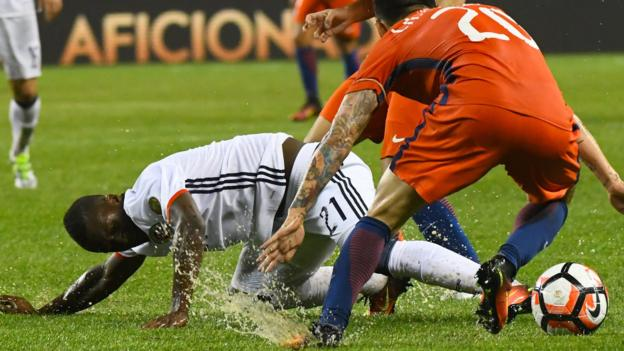 Copa America 2016: Chile through to final after two-hour ...