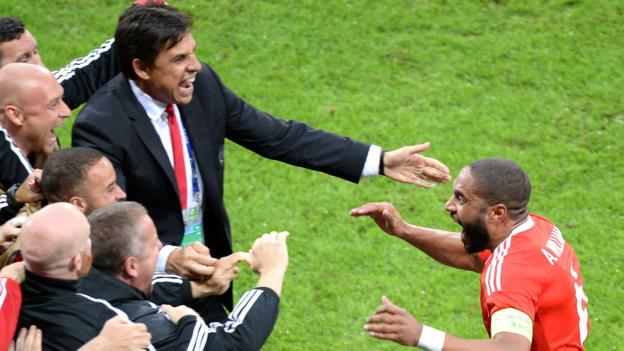 bbc.co.uk - Chris Coleman: Wales manager 'desperate' to reach World Cup in Russia
