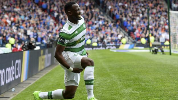 Dembele may make cup final – Rodgers