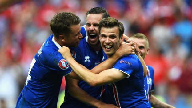 England V Iceland Bbc Sport