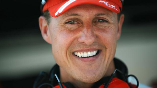 Belgium Grand Prix: Michael Schumacher's son to drive at Spa