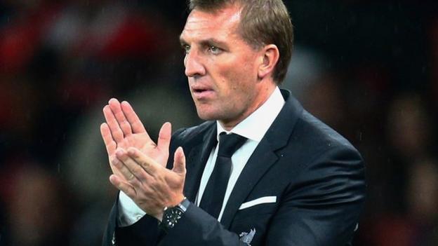 Brendan Rodgers: Liverpool boss praises Arsenal keeper Petr Cech ...