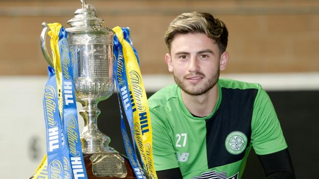 'I want to leave Celtic with a treble'