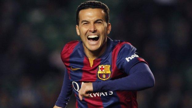 Man Utd: Pedro warned by Hristo Stoichkov not to join club - BBC ...