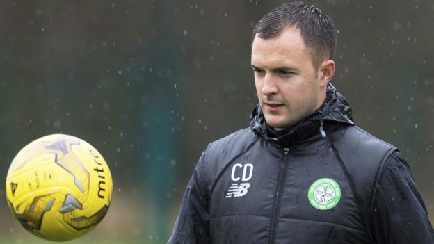 Celtic not banking on Dons defeat