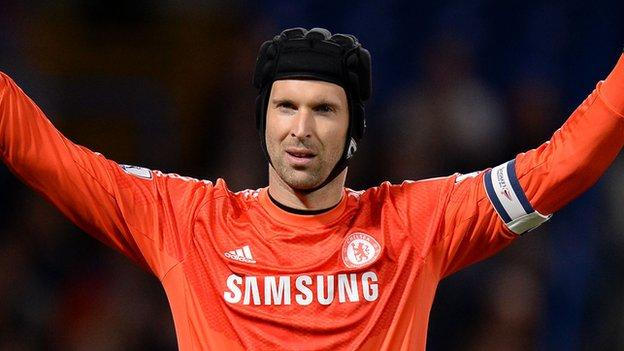 Petr Cech: Arsenal agree terms for Chelsea goalkeeper - BBC Sport