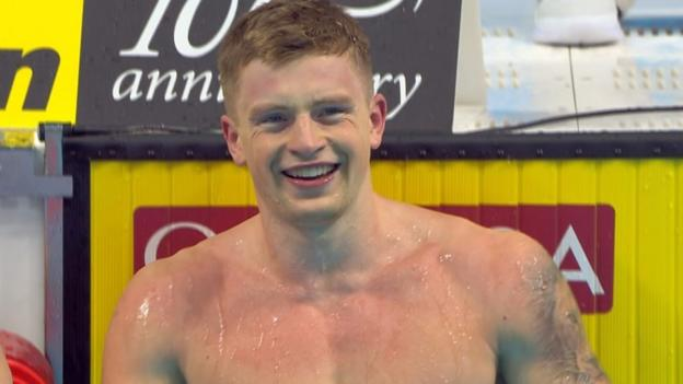 Watch: Peaty breaks world record twice in one day