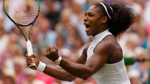 Wimbledon 2016: 'Serena Williams should be savoured'
