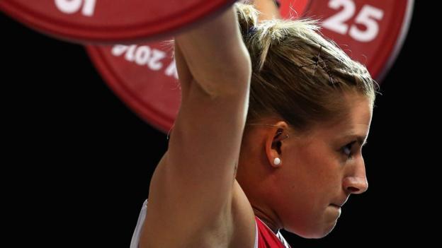Weightlifting: Records fall at British Weightlifting and Para-Powerlifting Championships - BBC Sport