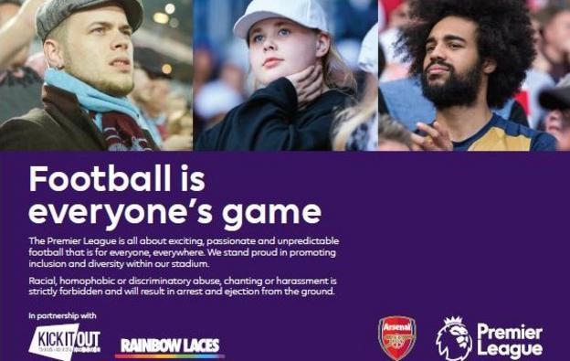 Premier League poster