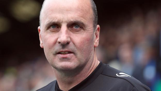 Paul Cook Wigan Athletic Set To Appoint Portsmouth Boss