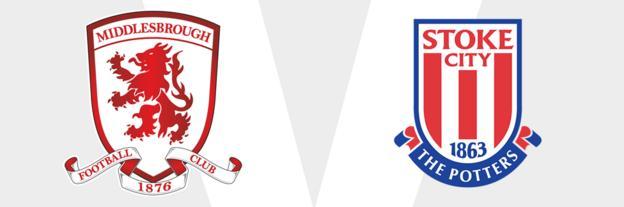 Middlesbrough v Stoke