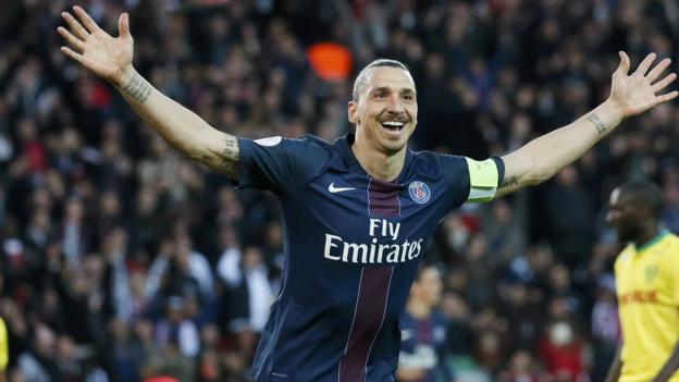 ไฮไลท์  Paris Saint Germain 4 - 0 Nantes