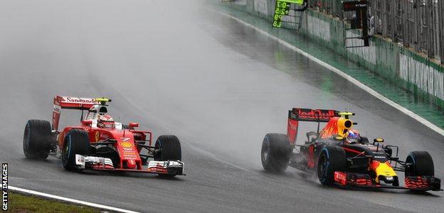 Max Verstappen, Brazilian Grand Prix