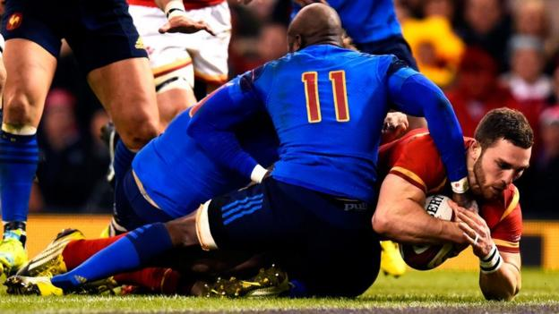 Six nations 2016 wales 19 10 france bbc sport - English rugby union league tables ...